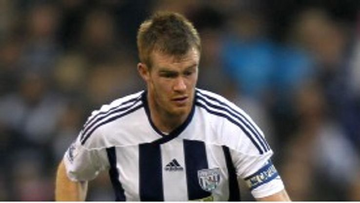 Chris Brunt joined the club in 2007