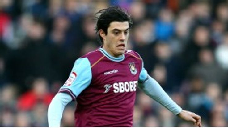 James Tomkins earned ten caps for England Under-21s