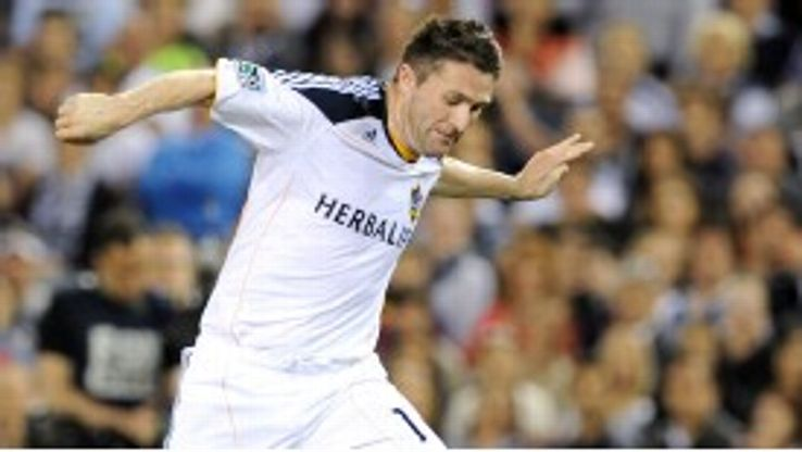 Robbie Keane will return to Galaxy in time for the new season