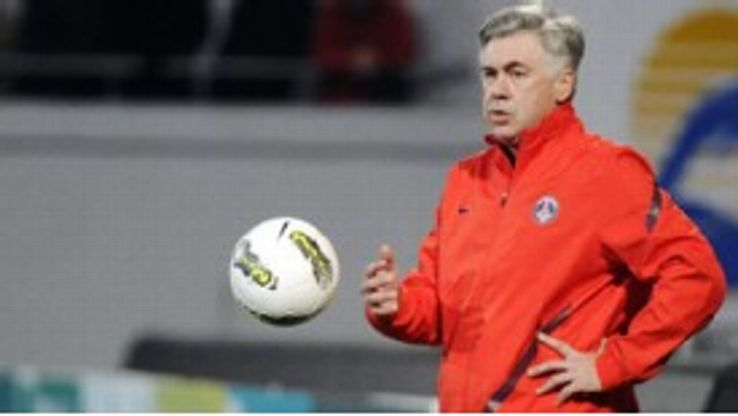 Carlo Ancelotti has been linked with Real Madrid