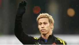 Keisuke Honda is one of Asia's top stars