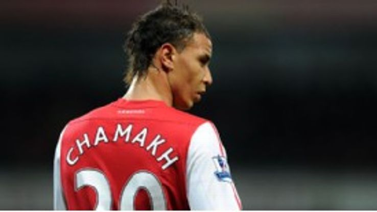 Marouane Chamakh: Out of favour at Arsenal