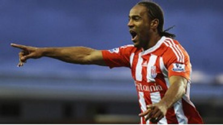 Cameron Jerome levelled for Stoke at home to West Brom.