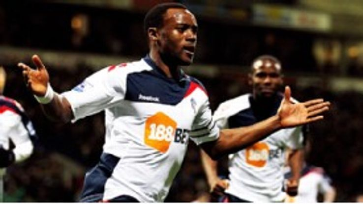 Nigel Reo-Coker scored a second for Bolton as Liverpool toiled at the Reebok.