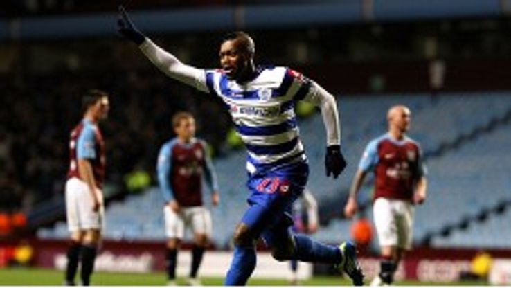 Djibril Cisse has only started two games for QPR this season