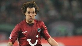 Emanuel Pogatetz suffered abusive chanting from Hannover fans