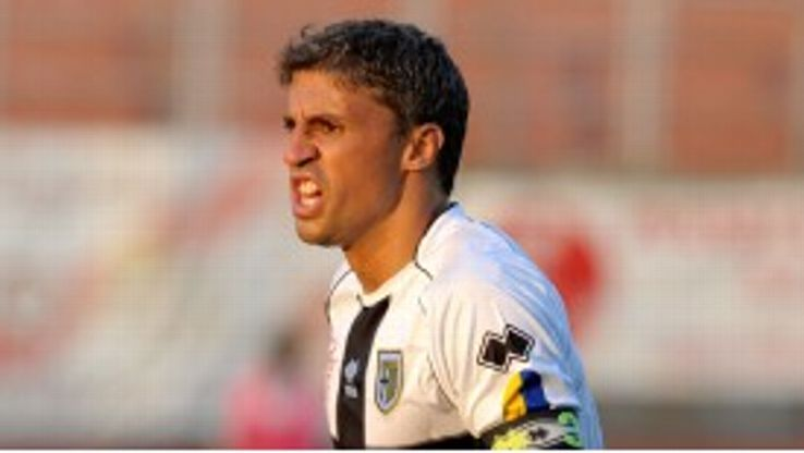 Hernan Crespo is considering offers from outside Europe