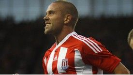 Matthew Upson joined Stoke on a free transfer last summer