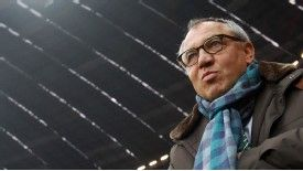 They won't drink to that, says Felix Magath