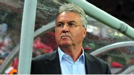 Guus Hiddink wants to strengthen Anzhi after failing to qualify for the Champions League last season