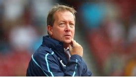 Alan Curbishley told Wolves on Saturday that he would not accept a short-term deal