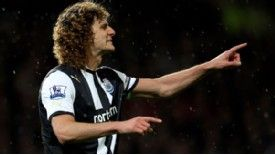 Fabricio Coloccini signed for Newcastle in 2008 and stayed at the club when they were relegated