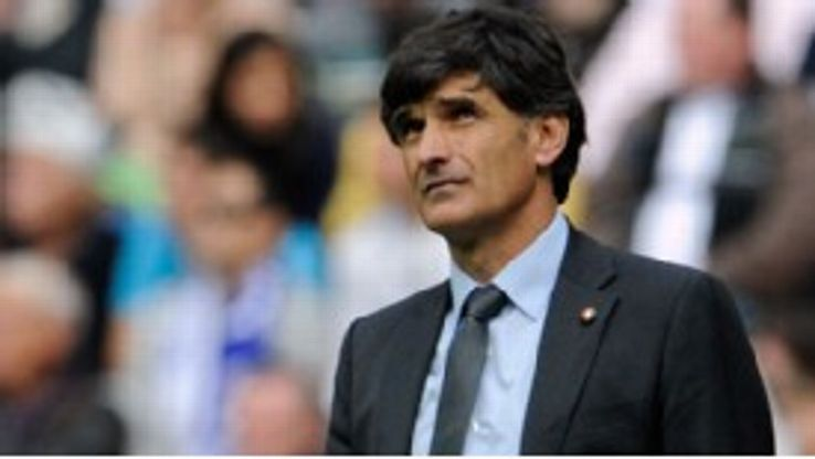 Jose Luis Mendilibar has played down expectations