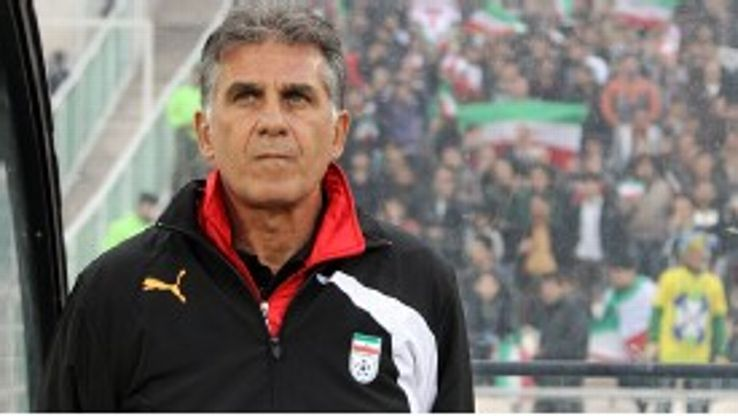 Carlos Queiroz had accused Choi of 'insulting' the Iranian people