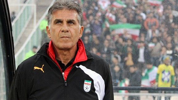 Carlos Queiroz has steadied things for Iran and is hopeful of making an impact at next year's World Cup.