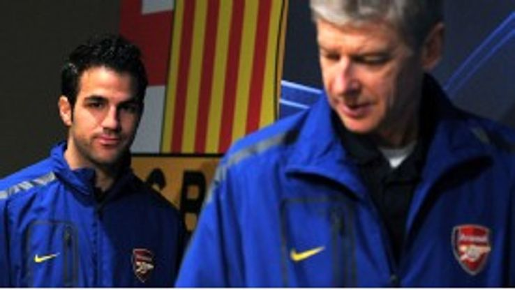 Cesc Fabregas says Arsenal are more French than English