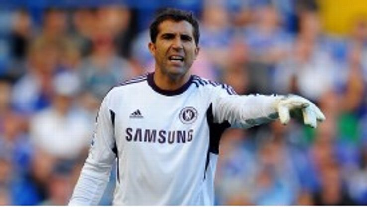 Hilario has struggled for first-team opportunities at Chelsea