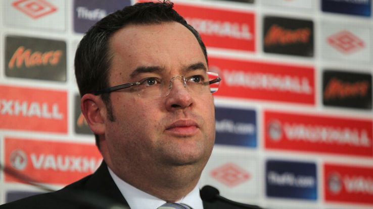 Alex Horne says the FA is open-minded about the prospect of abandoning the British FIFA vice-presidency