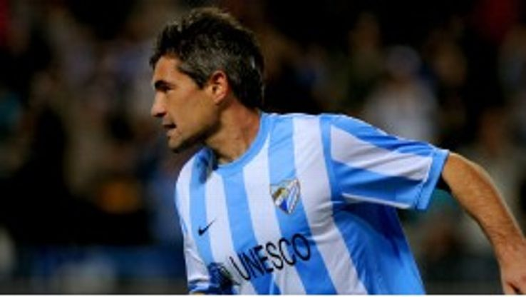 Jeremy Toulalan has quietly gone about his business at Malaga
