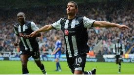 Hatem Ben Arfa is aiming high