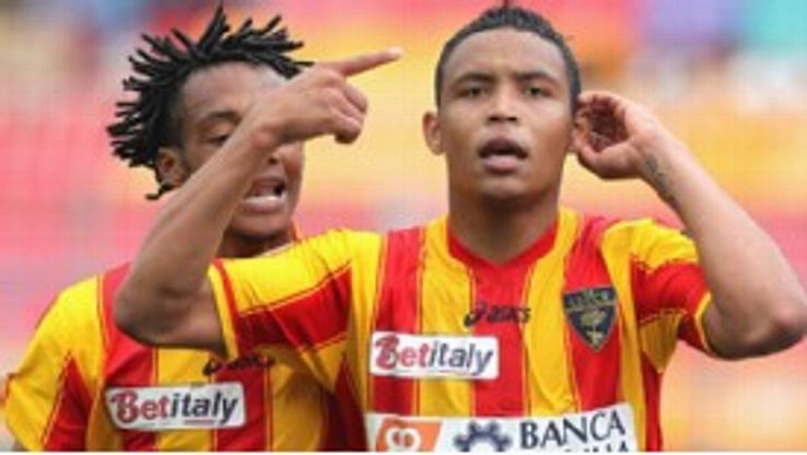 Luis Muriel is attracting attention