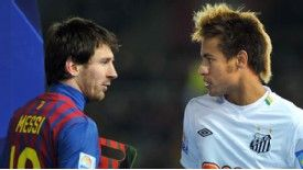 Neymar and Lionel Messi could prove a lethal force if combined in Barcelona's attack