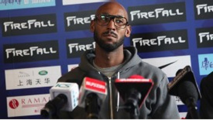 Nicolas Anelka: Set for a Premier League return?