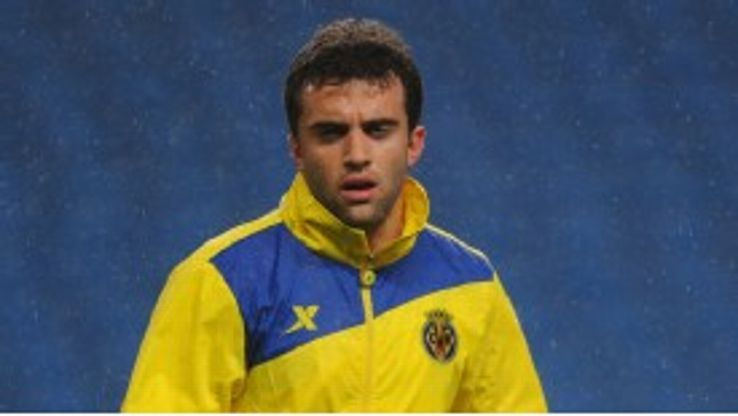 Giuseppe Rossi is recovering from surgery