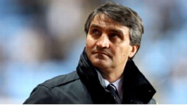 Luigi De Canio is the new man at Catania