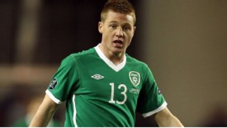 Much is expected of midfielder James McCarthy after swapping clubs.