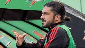 Gennaro Gattuso is out of contract this summer