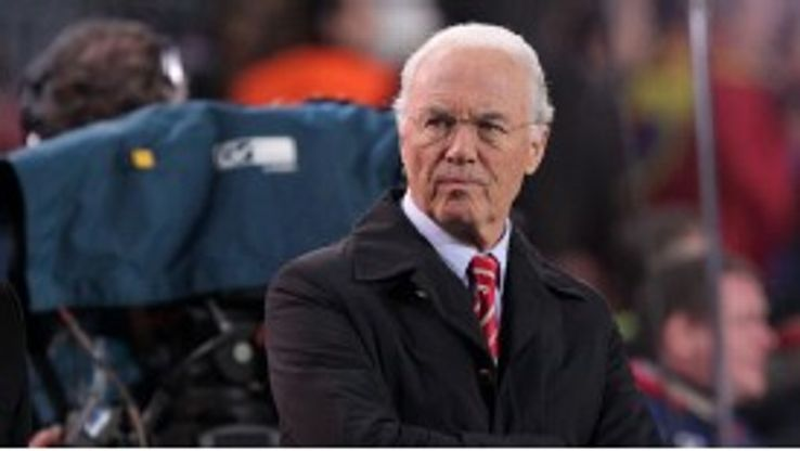 Franz Beckenbauer sees great things ahead for Joachim Low's Germany