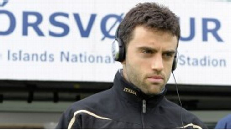 Giuseppe Rossi: On his way to Italy?