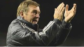 Kenny Dalglish will be in attendance on Sunday