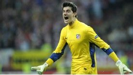 Thibaut Courtois has made 52 appearances for Atletico Madrid in all competitions this season