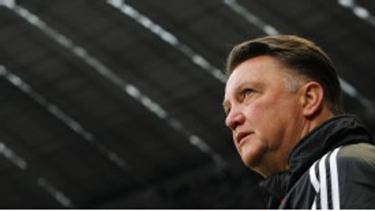 Van Gaal is one of Europe's most successful managers