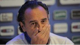 Cesare Prandelli was upset by the Italian media