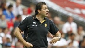 Marc Wilmots landed 70 caps for Belgium as a player