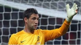 Maarten Stekelenburg was goalkeeper as Netherlands departed Euro 2012 at the first hurdle