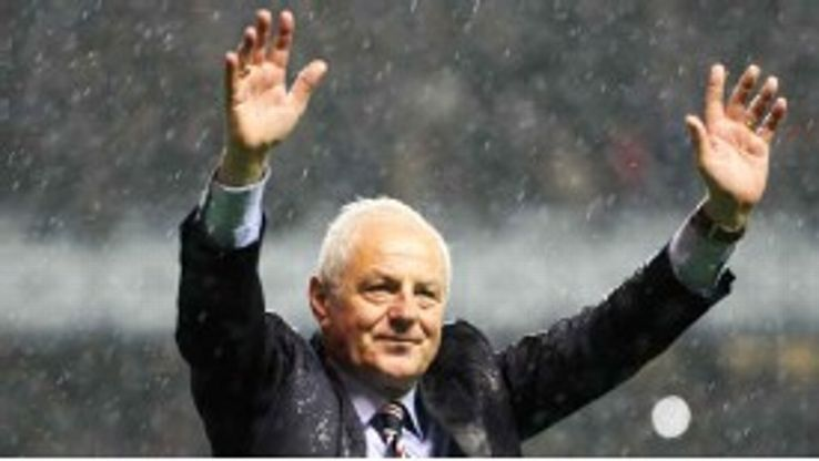 Walter Smith remains a popular figure at Ibrox