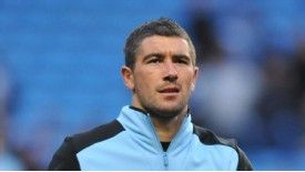 Kolarov: Manchester City wing back