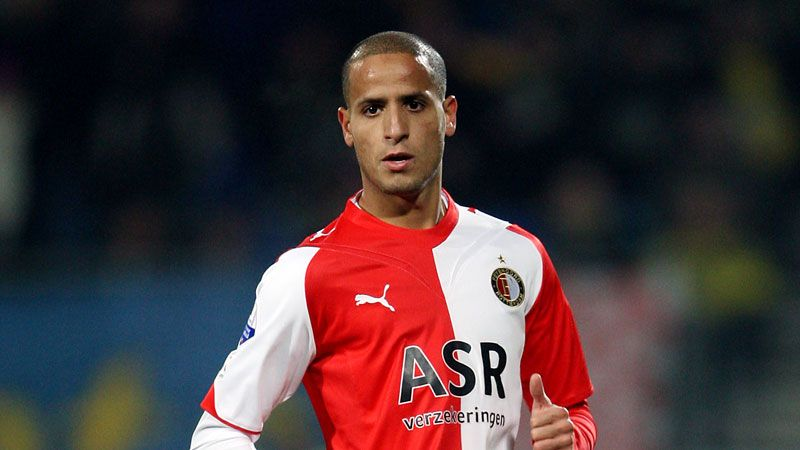 Karim El Ahmadi joined Feyenoord from FC Twente