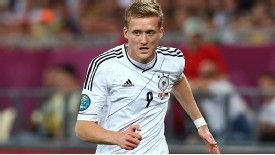 Andre Schurrle: Germany international