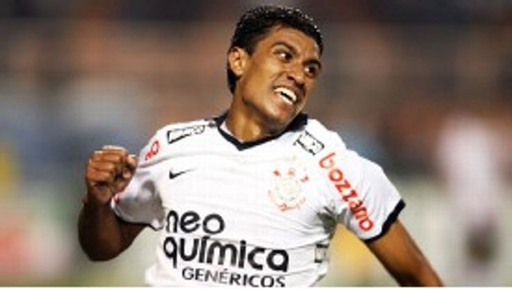 Paulinho: Brazil international