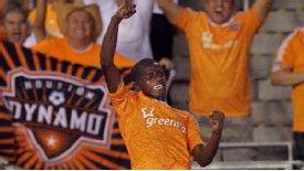 Boniek Garcia scored his first MLS goal
