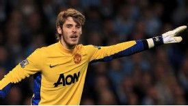 David de Gea joined Manchester United for £17 million from Atletico Madrid