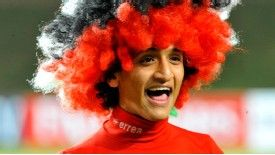 Omar Abdulrahman has shown immense potential on the international stage