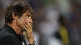 Conte: Bayern were 'superior'