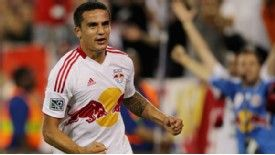 New signing Tim Cahill made a positive impact for New York Red Bulls