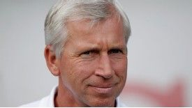 Alan Pardew's future has recently been uncertain.